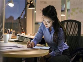 Giật mình khi biết về những tác hại khôn lường do thức khuya gây ra, đặc biệt là với phụ nữ