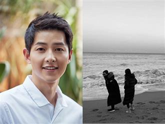 Giữa lúc chồng cũ liên quan đến scandal 'săn gái' của đàn anh, Song Hye Kyo thoải mái hẹn hò cùng trai lạ