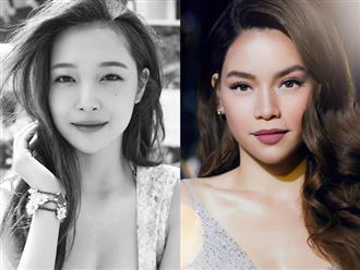 Giữa lúc làng giải trí châu Á tiếc thương Sulli, Hà Hồ bất ngờ đăng status đầy tâm trạng: 'Sống không khác gì địa ngục'