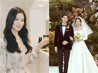Giữa ồn ào ly hôn, Song Hye Kyo bất ngờ có động thái mới khiến nhiều người bất ngờ