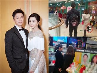 Giữa ồn ào sắp kết hôn, Lý Thần lộ ảnh đi mua sắm cùng gái lạ, nghi vấn 'cắm sừng' Phạm Băng Băng?