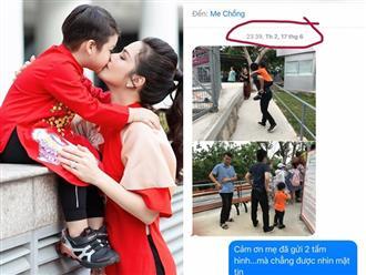 Giữa ồn ào tố chồng cũ cấm cản gặp con, Nhật Kim Anh tiếp tục tung bằng chứng bị gia đình Bửu Lộc đối xử tệ bạc