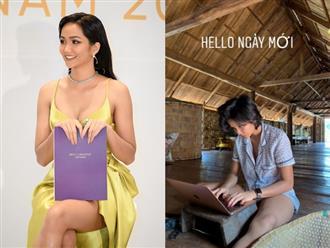 Giữa tin đồn mang thai, phải bỏ dở Hoa hậu Hoàn vũ Việt Nam về quê, H'Hen Niê chính thức lên tiếng