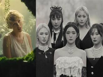 """Góc giật mình: Red Velvet xuất hiện trong MV """"cardigan"""" của Taylor Swift, phải tinh mắt lắm mới có thể thấy được?"""