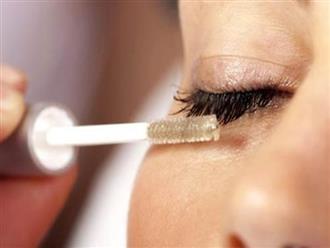 Gợi ý các nguyên liệu đơn giản dưỡng và chăm sóc lông mi của bạn