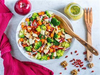 Gợi ý thực đơn 7 ngày đầu Eat Clean với nhiều món ăn quen thuộc của người Việt Nam
