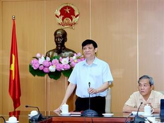 GS Nguyễn Thanh Long: Không cấp thêm test nhanh cho Hà Nội, khuyến khích xét nghiệm PCR