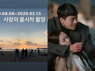 'Hạ cánh nơi anh' chính thức đóng máy, cái kết nào dành cho Đại úy Ri Jung Hyuk và Yoon Se Ri?