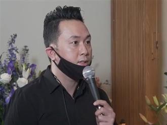 Hàn Thái Tú công khai danh sách phúng điếu cố ca sĩ Vân Quang Long, tiết lộ người thừa hưởng toàn bộ số tiền