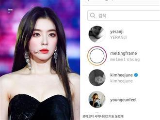 Hàng loạt nhân vật máu mặt của showbiz Hàn like bài 'bóc phốt' Irene (Red Velvet), có cả bạn thân Song Hye Kyo