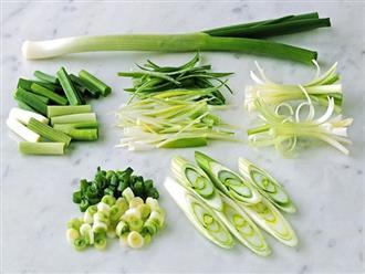Hành lá, rau mùi, tỏi… toàn những thứ khó ăn hóa ra lại là 'thần dược' cho sức khỏe