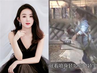 Hậu bị chê bai tạo hình 'cái bang', Triệu Lệ Dĩnh được netizen khen nức nở với phân cảnh mạo hiểm trong 'Hữu phỉ'