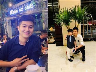 Hậu ly hôn, chồng cũ Nhật Kim Anh vui vẻ với cuộc sống hiện tại nhưng vẫn không quên làm điều này cho con