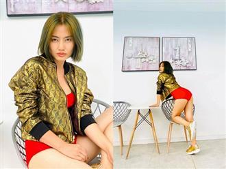 Hậu ly hôn, Ngọc Lan ngày càng thăng hạng nhan sắc, tự tin khoe body gợi cảm với bikini
