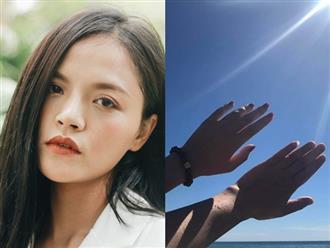Hậu ly hôn, Thu Quỳnh 'Về nhà đi con' đăng ảnh công khai bạn trai mới ngay trên trang cá nhân?