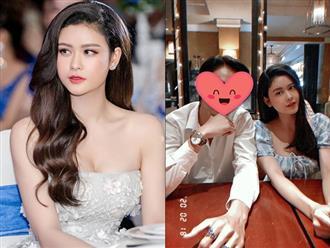 Hậu ly hôn, Trương Quỳnh Anh đăng ảnh ngọt ngào bên trai lạ, cư dân mạng vào gọi tên đúng 1 người