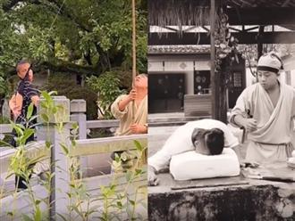Hậu trường cười chảy nước mắt đằng sau những 'cú lừa triệu đô' trong phim cổ trang Trung Quốc
