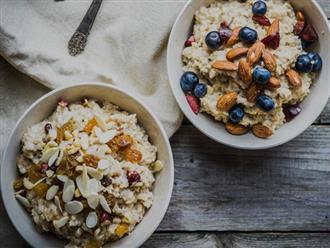 Hãy ăn những món sau đây để no lâu, xoá bỏ cảm giác thèm ăn vặt giúp giảm cân hiệu quả