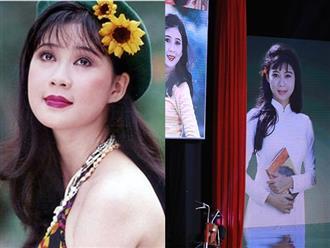 Hé lộ cuộc sống hiện tại của Diễm Hương - 'Đệ nhất mỹ nhân' của màn ảnh Việt thập niên 1990
