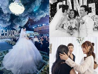 Hé lộ loạt ảnh cực hiếm trong đám cưới của Trường Giang và Nhã Phương 2 năm trước, đáng chú ý là dàn khách mời