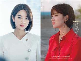 """Hè nóng ná thở, muốn xén tóc cho nhẹ đầu thì chị em hãy tham khảo 3 kiểu tóc ngắn được """"sủng"""" nhất trong phim Hàn"""