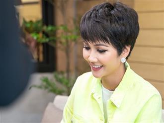Hẹn hò bấy lâu, Hoa hậu H'Hen Niê bất ngờ tiết lộ về mối quan hệ với mẹ người yêu