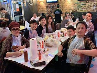 Hẹn hò cùng bạn trai mới và các con, Trizzie Phương Trinh không quên rủ chồng cũ Bằng Kiều đến góp vui