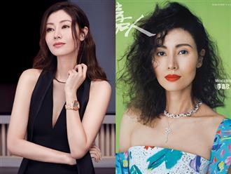 Hoa hậu đẹp nhất Hong Kong khoe sắc theo phong cách thập niên 1980