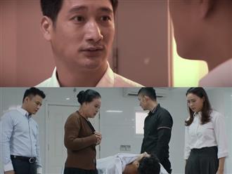 'Hoa hồng trên ngực trái' tập 45: Dân mạng tranh cãi về chi tiết Thái hiến tim cứu con