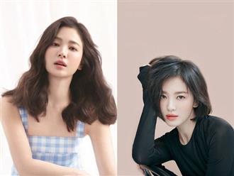 Học cách trang điểm nhẹ nhàng nhưng vẫn hút hồn của Song Hye Kyo