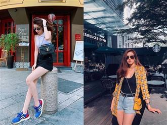 Học phong cách thời trang đời thường sang chảnh của tân Hoa hậu Khánh Vân