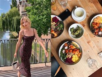 Học phụ nữ Pháp cách giảm cân cực hiệu quả