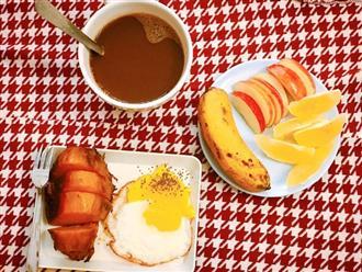 Hội chị em giảm cân không thể bỏ qua loạt thực đơn khoai lang ăn cả tuần không chán do 9X mặt đẹp dáng xinh chia sẻ