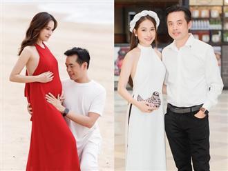 HOT: Sau tin đồn bầu bí, Dương Khắc Linh chính thức xác nhận việc bà xã đang mang song thai