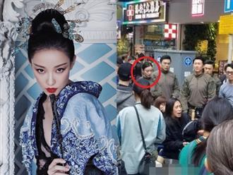 """Hot tại Trung Quốc là vậy nhưng Nghê Ni lại bị... """"ngó lơ"""" khi đóng phim ở Hong Kong"""
