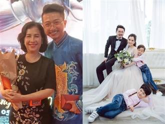Hứa Minh Đạt lần đầu tiết lộ mối quan hệ của Lâm Vỹ Dạ và mẹ chồng, fan bình luận: 'Tội anh ghê'