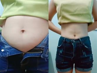 Hướng dẫn bài tập đơn giản giúp giảm mỡ bụng dưới cực hiệu quả, chỉ mất vài phút mỗi ngày