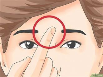 Hướng dẫn cách đánh bay mọi cơn đau đầu, mệt mỏi bằng phương pháp bấm huyệt ấn đường