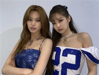 Jennie (BLACKPINK) đọ sắc cùng 'tiểu Jeon Ji Hyun', khoe xương quai xanh quyến rũ chết người