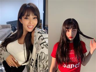 Jessi và dàn mỹ nhân Hàn lên đời nhan sắc nhờ cắt tóc mái