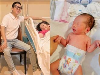 JustaTee công khai diện mạo quý tử mới sinh, tiết lộ luôn tên thật