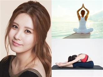 Kém xinh vì bọng mắt to, hãy thực hiện ngay những động tác yoga dưới đây để giảm sưng nhanh chóng
