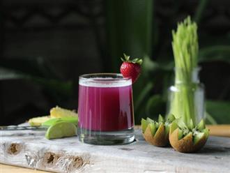 Kết hợp các loại trái cây này sẽ cực giàu chất chống oxy hóa: Ai muốn khỏe đẹp từ trong ra ngoài thì nên uống ngay