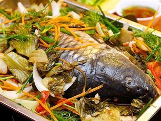 Kết hợp thế này khi nấu ăn, cá chép không chỉ ngon, bổ lại có thể được sử dụng làm thuốc chữa bệnh