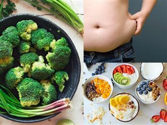 Khổ sở vì béo bụng nhưng lười tập thể dục thì đây là một số cách đơn giản mà bạn có thể áp dụng