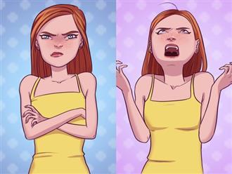 Khoa học lý giải vì sao giận dữ khiến bạn tăng cân mất kiểm soát