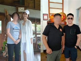 """Khoe khoảnh khắc đi du lịch cùng Hoắc Kiến Hoa nhưng Lâm Tâm Như lại bị """"soi"""" gương mặt nhợt nhạt"""