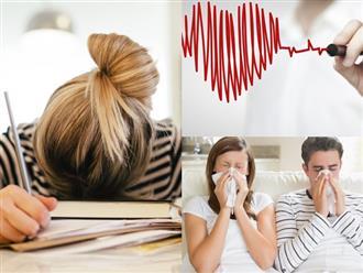 Không chỉ là tăng huyết áp, những nguyên nhân này cũng khiến tim đập nhanh vô cùng đáng sợ