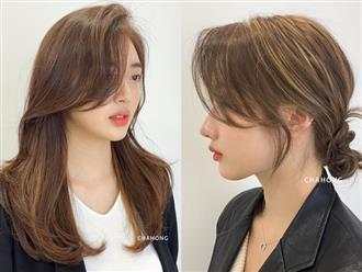 """Không chỉ xõa tóc mới che được mặt to, còn có những kiểu buộc nịnh mặt hay ho mà bạn chưa được """"khai sáng"""""""