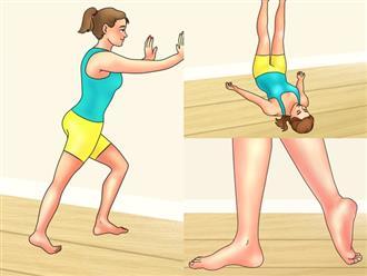 Không còn thức trắng đêm vì chân đau nhức nhờ chăm thực hiện loạt bài tập đơn giản này